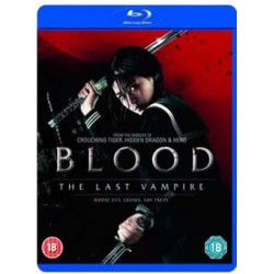 Blood The Last Vampire (Live Action) (Blu Ray) (18) DVD