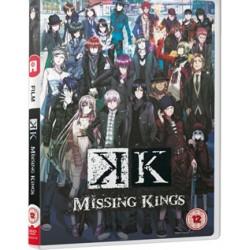 K - Missing Kings (12) DVD