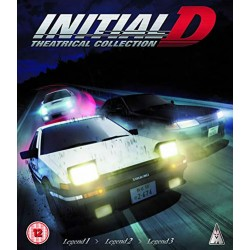 Initial D Legend - Movie...