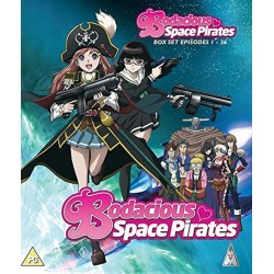 Bodacious Space Pirates...