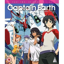 Captain Earth - Part 2 (12)...
