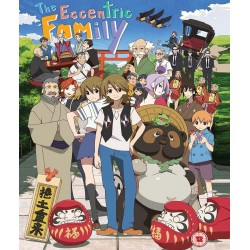 The Eccentric Family Season...