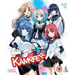 Kampfer Series & OVA...