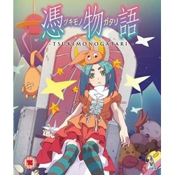 Tsukimonogatari (15) Blu-Ray