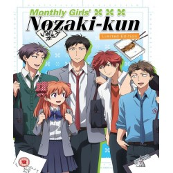 Monthly Girls' Nozaki-kun...