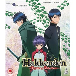 Hakkenden: Eight Dogs of...