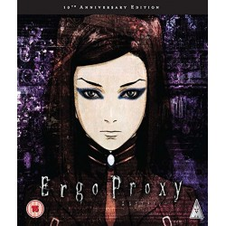 Ergo Proxy Collection (15)...
