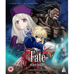 Fate/Stay Night TV Series...