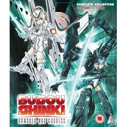 Busou Shinki: Armored War...