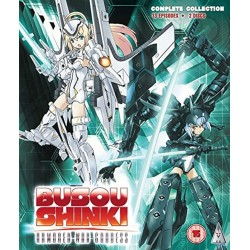 Busou Shinki: Armored War...