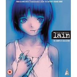 Serial Experiments Lain...