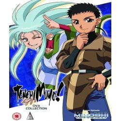 Tenchi Muyo OVA Collection...