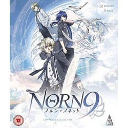 Norn9 Collection (12) Blu-Ray