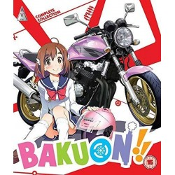 Bakuon!! Collection (15)...