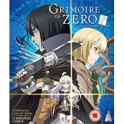 Grimoire of Zero Collection...