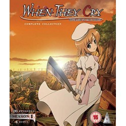 Higurashi: When They Cry -...