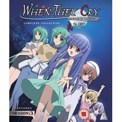 Higurashi: When They Cry -...