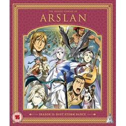 The Heroic Legend of Arslan...