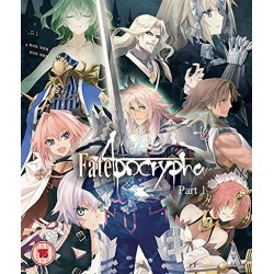 Fate/Apocrypha - Part 1...