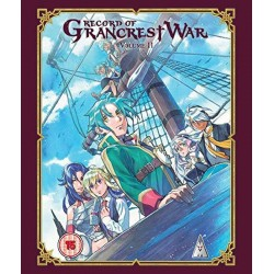 Record of Grancrest War -...