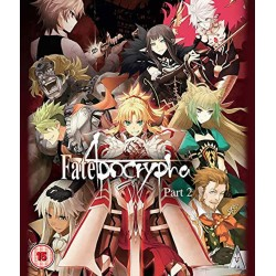 Fate/Apocrypha - Part 2...