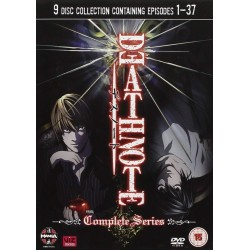 Death Note Complete Series...