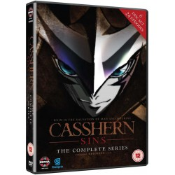 Casshern Sins Collection...