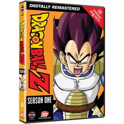 Dragon Ball Z Season 1 (PG)...