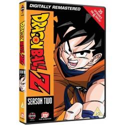 Dragon Ball Z Season 2 (PG)...