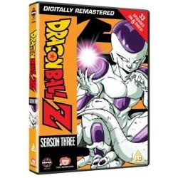 Dragon Ball Z Season 3 (PG)...