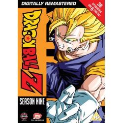 Dragon Ball Z Season 9 (PG)...