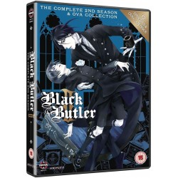 Black Butler Season 2...