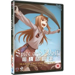 Spice & Wolf Season Two...