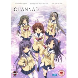 Clannad Collection (12) DVD