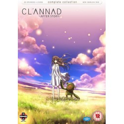 Clannad After Story...