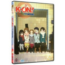K-ON! the Movie (PG) DVD