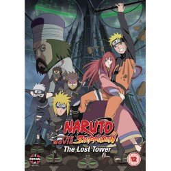 Naruto Shippuden Movie 4:...