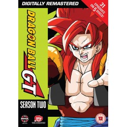 Dragon Ball GT Season 2...
