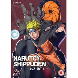 Naruto Shippuden Box Set 17...