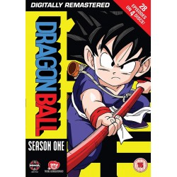 Dragon Ball Season 1 (PG) DVD