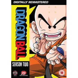 Dragon Ball Season 2 (PG) DVD