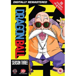 Dragon Ball Season 3 (PG) DVD