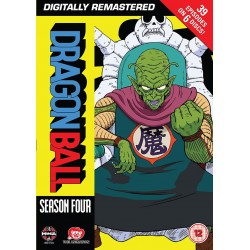 Dragon Ball Season 4 (PG) DVD