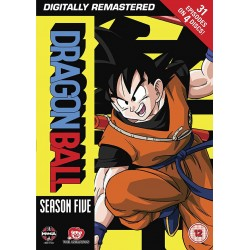 Dragon Ball Season 5 (PG) DVD
