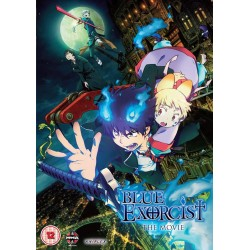 Blue Exorcist the Movie...