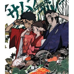 Samurai Champloo Collection...