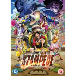 One Piece: Stampede (12) DVD