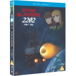 Star Blazers Space...
