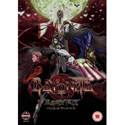 Bayonetta (The Movie):...