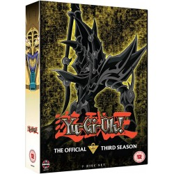 Yu-Gi-Oh! Season 3 (12) DVD
